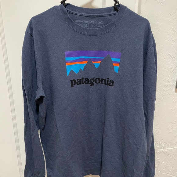 Patagonia Responsibili-T, long sleeve, men's sz L